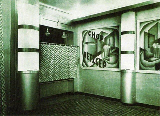 SantoPalato: in via Vanchiglia a Torino il primo ristorante Futurista d'Italia
