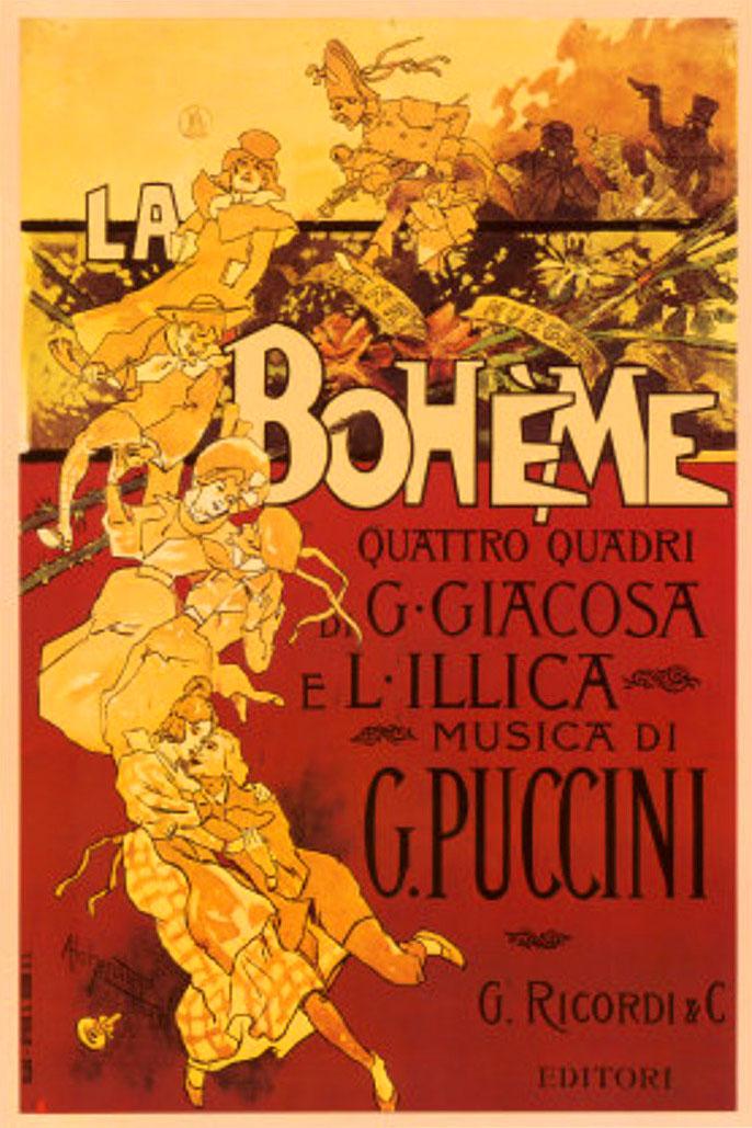 Al Regio di Torino la prima rappresentazione della Bohème (che fu un fiasco)