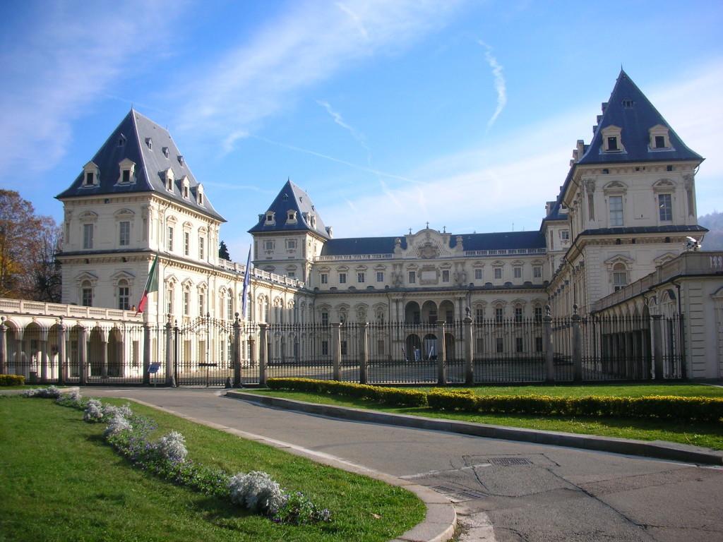 Castello del Valentino: un falso d'autore
