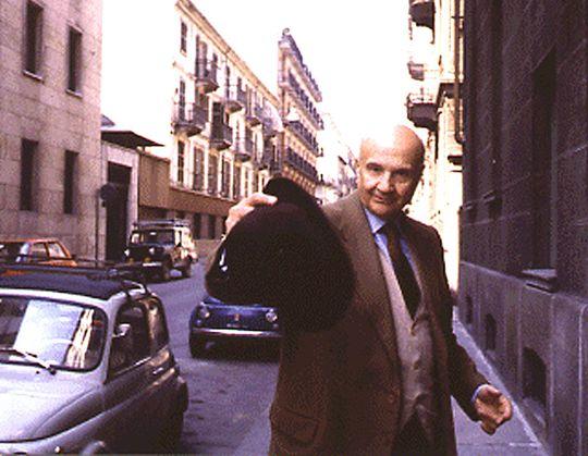 Gustavo Rol sensitivo di Torino, mago e indovino
