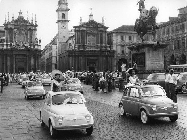 Storia Fiat: nascita della Fabbrica Italiana Automobili Torino