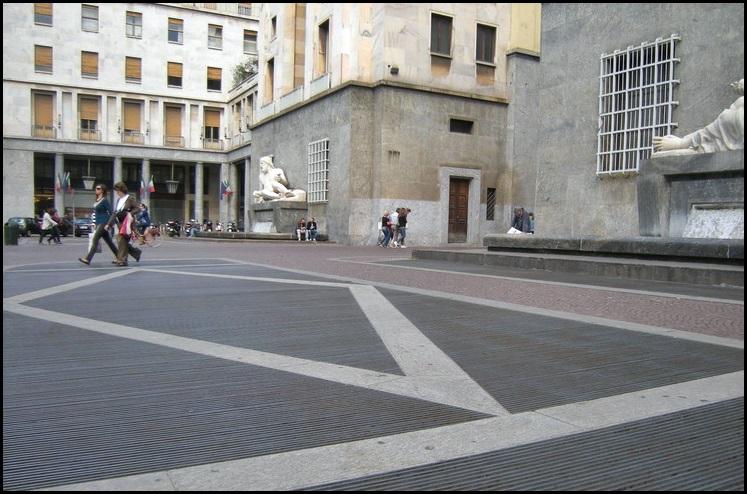 Torino C'era una volta piazza CLN