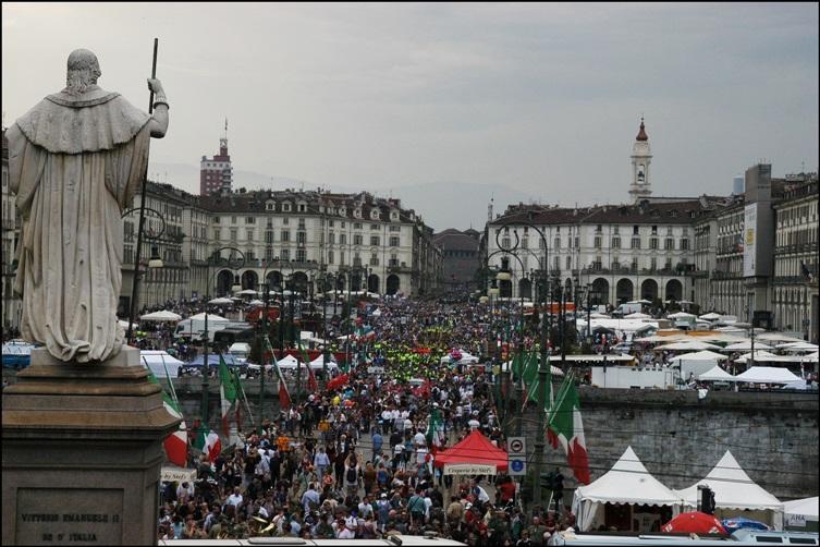 17/3/2011 - 17/11/2011:Torino capitale dei raduni