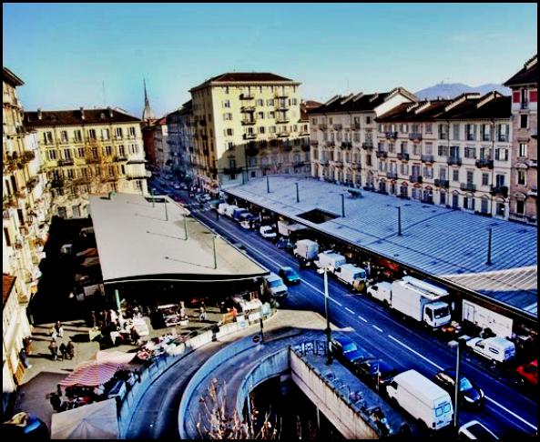 Torino Perchè non creare un solo mercato a San Salvario