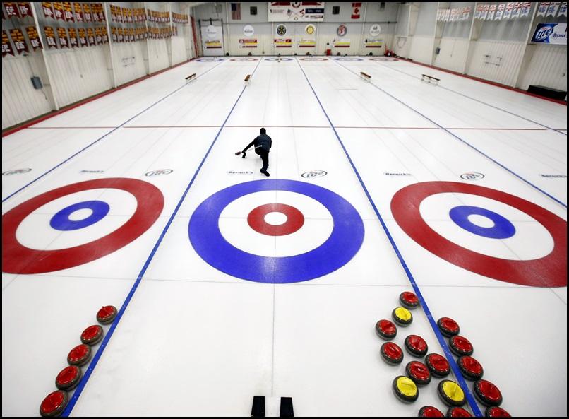 Una pista di Curling a Torino, perchè no?
