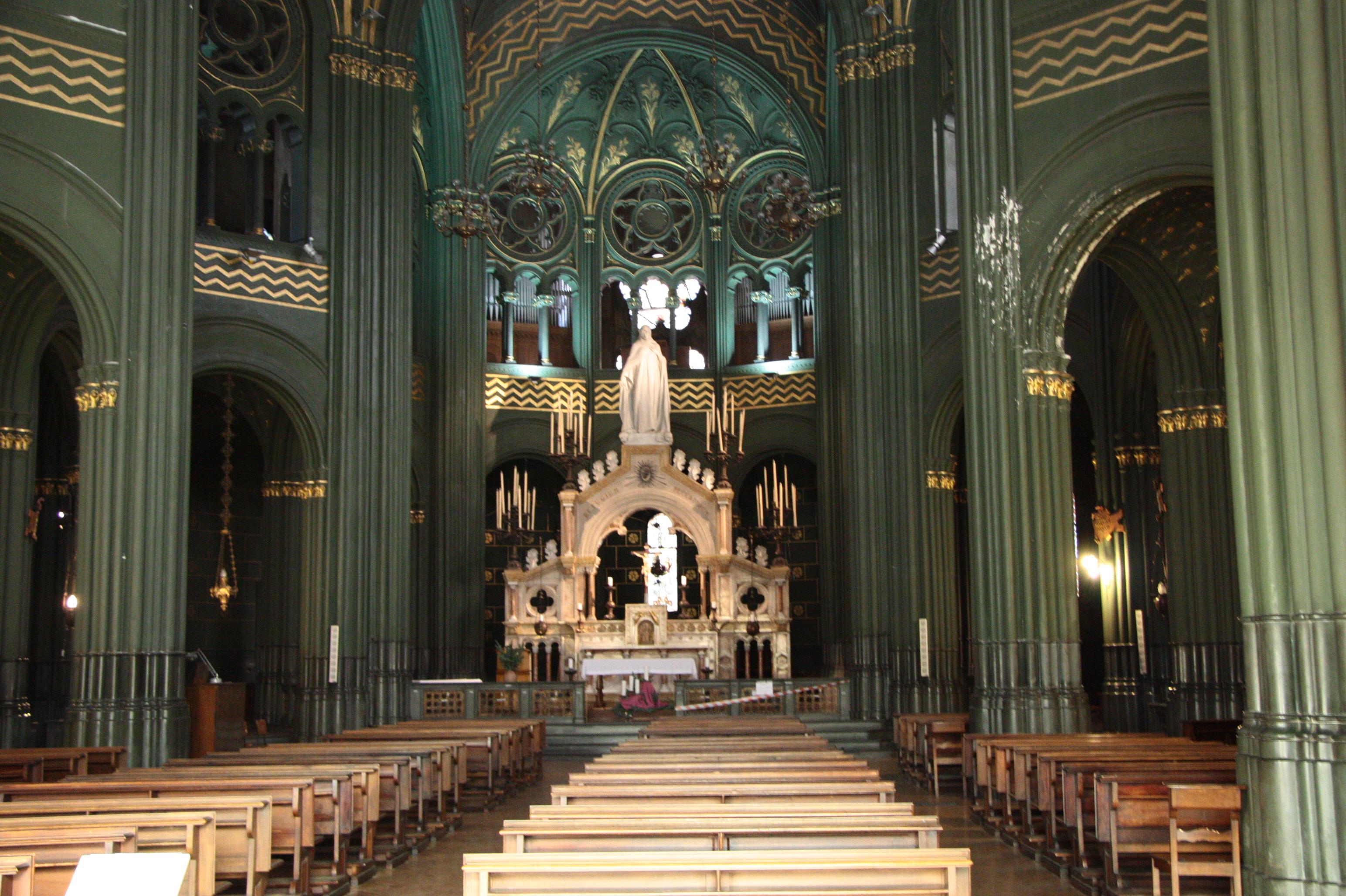Torino parrocchia Sacro Cuore Maria (4)