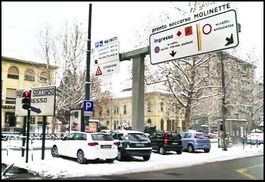 Torino Dalle Molinette al San Giovanni Bosco, quando le sale d'attesa diventano dormitori per i senzatetto