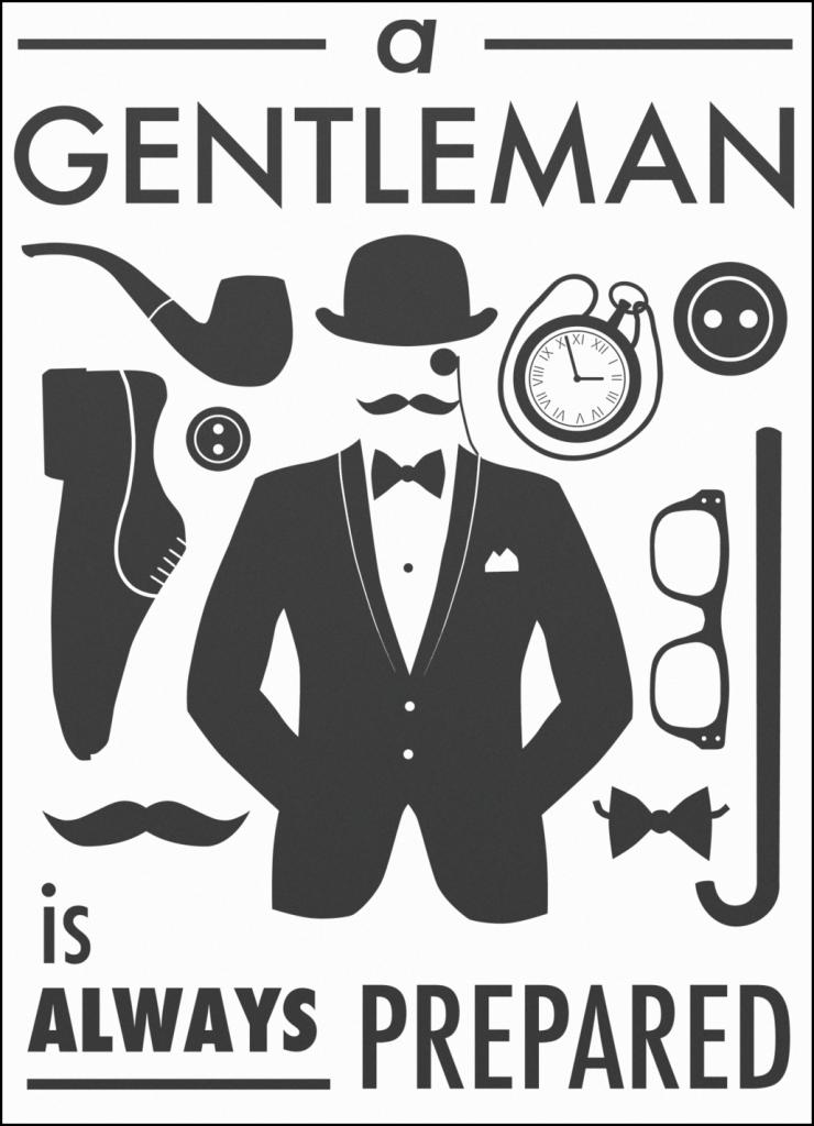 Il gentleman sabaudo: l'abito