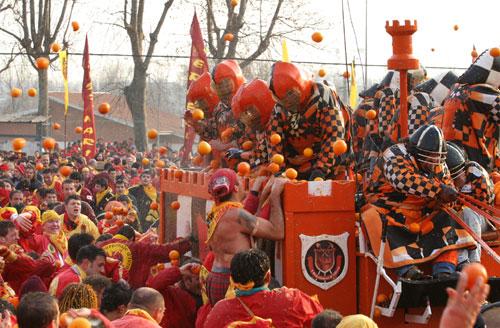 Weekend a Torino: si festeggia il Carnevale