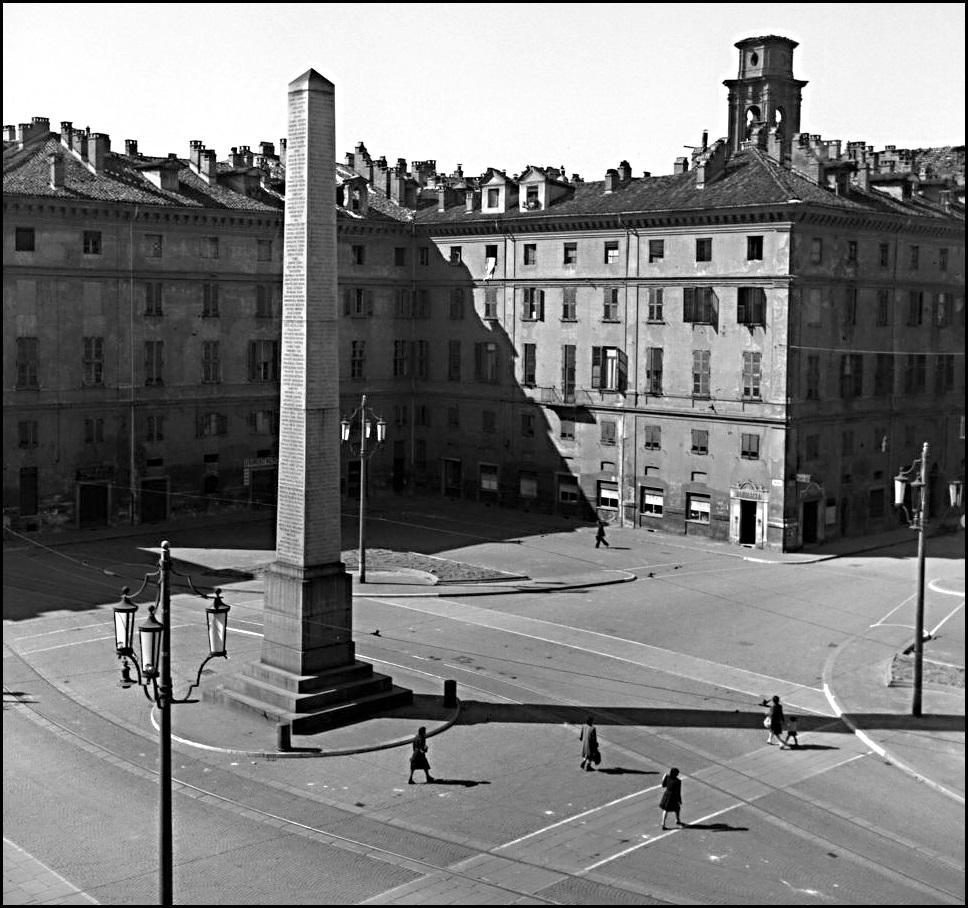 Il mostro di piazza Savoia Torino