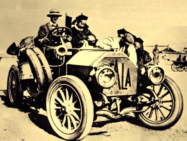 Itala rally Mongolia 1900