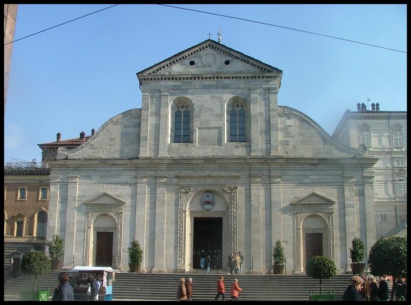 Profezia Torino: la fine del mondo inizierà da qui Cattedrale Amiens