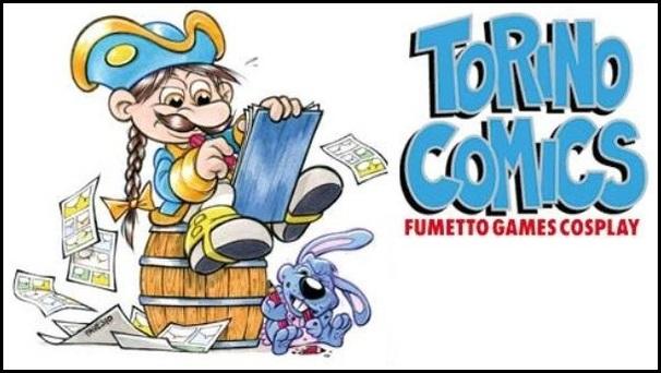 Torino Comics, 18 anni e non sentirli