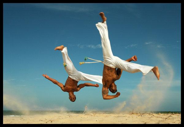 Torino Da oggi la grande Capoeira internazionale è in città!