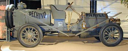 ITALA: da Torino verso il Celeste impero (Cronaca del raid Pechino - Parigi del 1907)