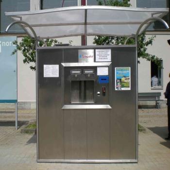 Torino e i distributori di acqua, latte e detersivi - Mole24