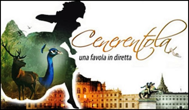 Cenerentola: una favola in diretta da Torino