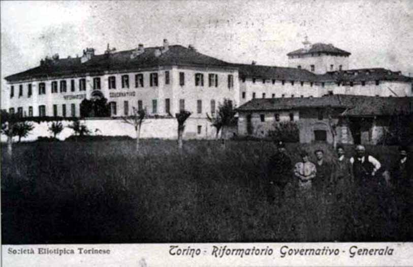 Il Ferrante Aporti: storia del riformatorio torinese