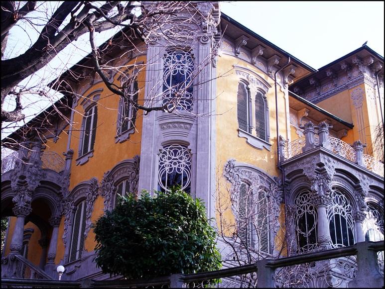 Le ville maledette di torino for Palazzo villa torino