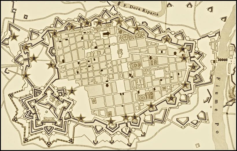 Dieci metri sotto il traffico: alla scoperta di Torino sotterranea