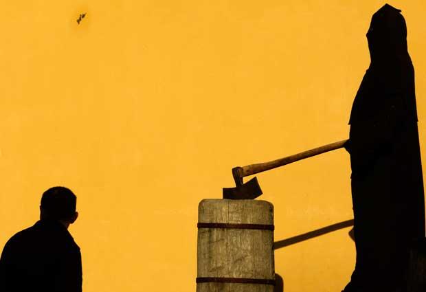 Pietro Pantoni: il triste boia di Torino