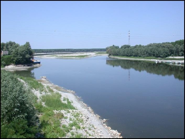 Legambiente: il fiume Po sta morendo