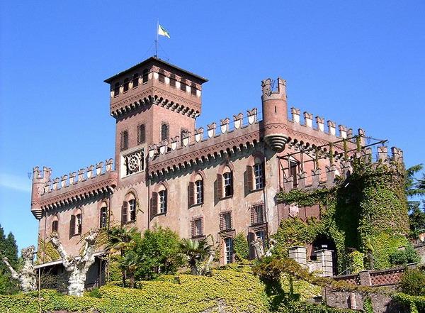 Ad un russo il castello di Mazzè