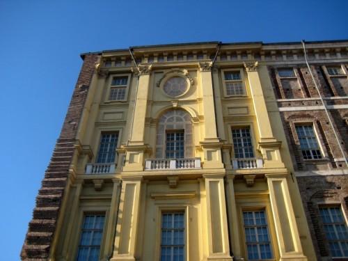 Il colore giallo Torino
