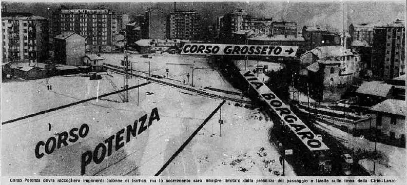 Torino Chi lascia la via vecchia per la nuova...