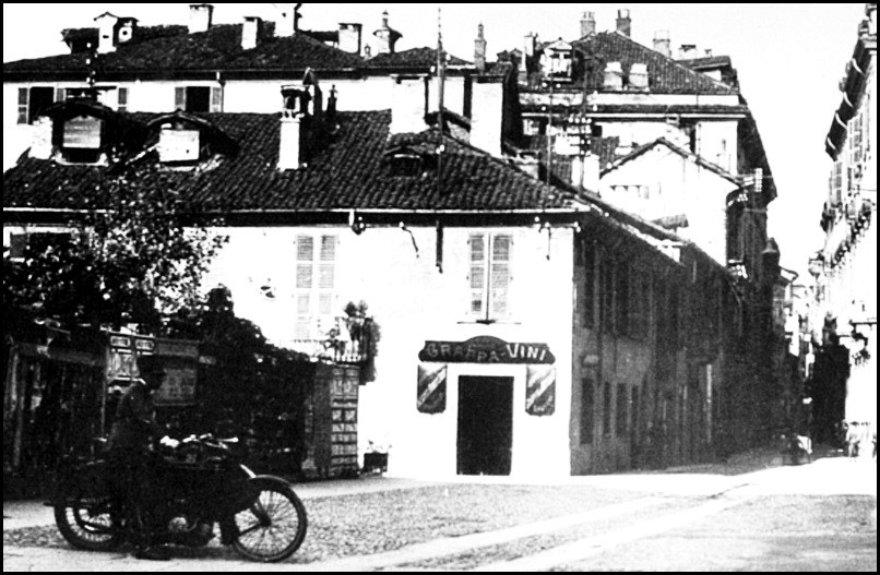 Torino: vicende di vino, miseria e botte