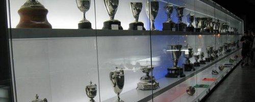 Le Foto Del Museo Blu A Barcellona : Juventus museum un attrazione che non convince troppo
