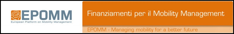 EPOMM, managing mobility for better future