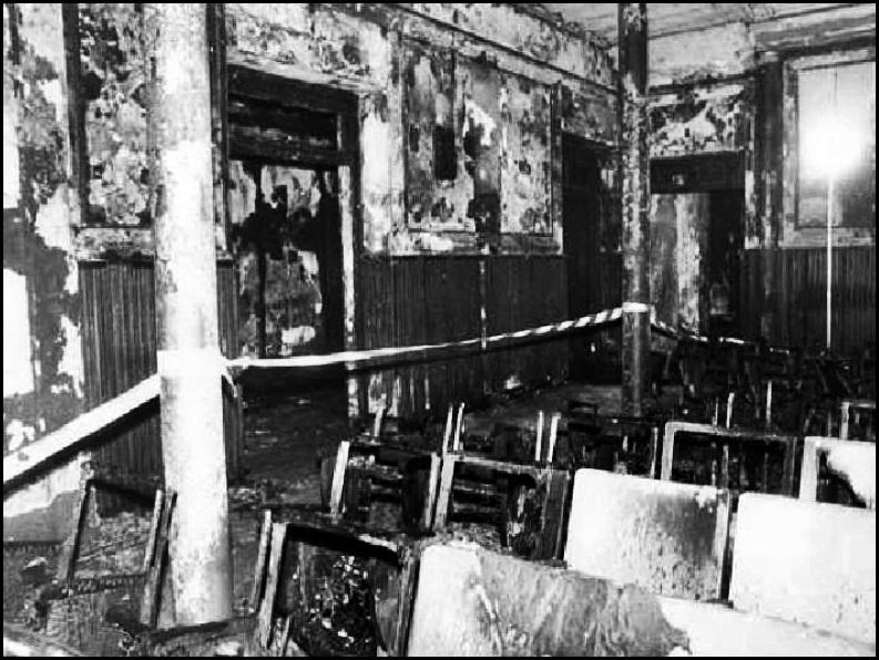 Cinema Statuto Torino: una lapide ricorda l'inferno di 31 anni fa