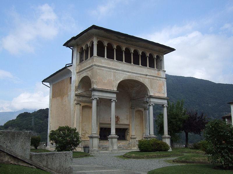i Monti Sacri del Piemonte patrimonio Unesco