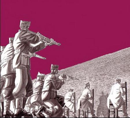 4 marzo 1947: l'ultimo fuoco del plotone d'esecuzione