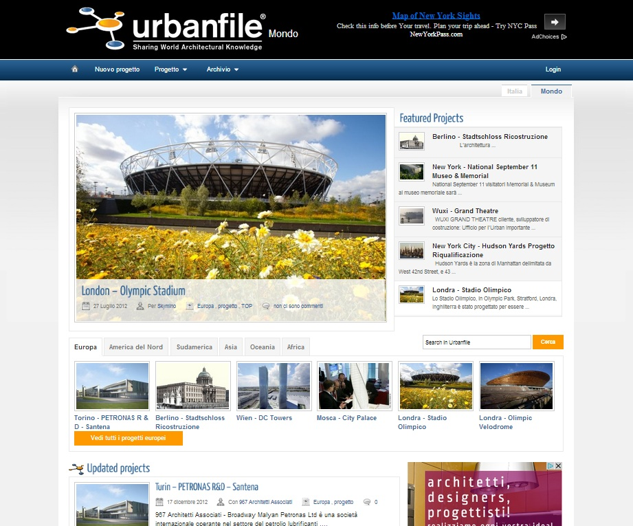 urban file Torino