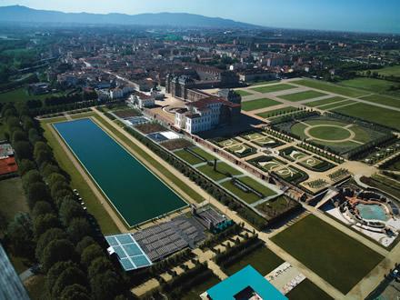 Storia Reggia Venaria Torino Piemonte
