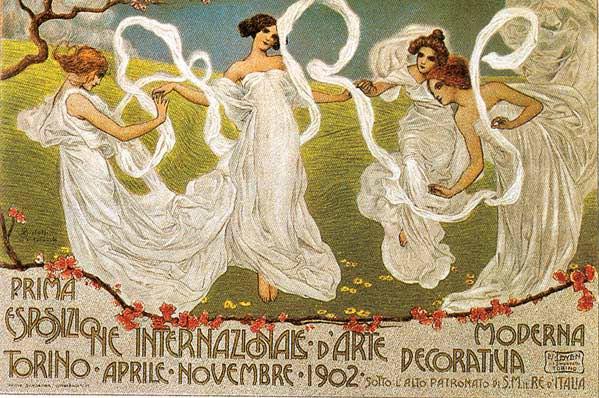 Esposizione internazionale d'arte decorativa moderna Torino 1904