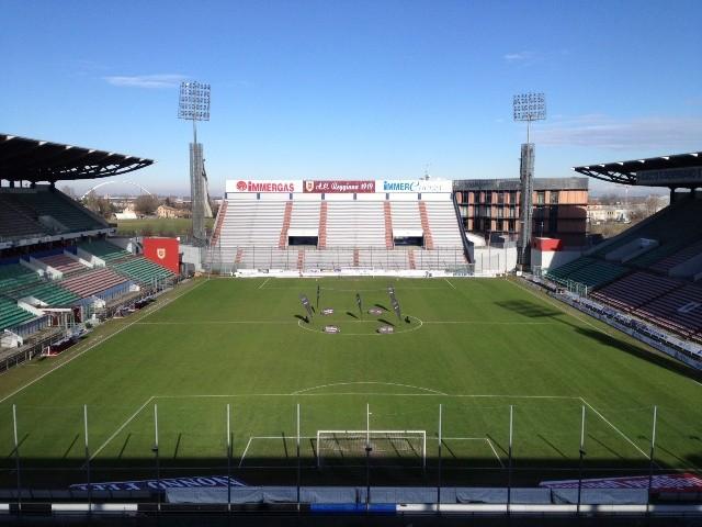 Granillo Reggiana primo stadio privato d'Italia
