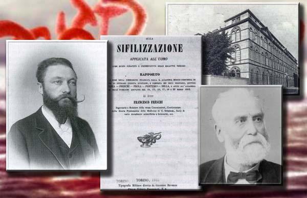Casimiro Sperino Medico piemontese fondatore dell'Ospedale Oftalmico
