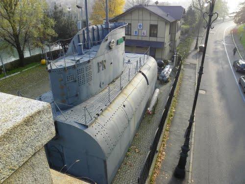 """Andrea Provana, un sottomarino """"pacifico"""" a Torino"""