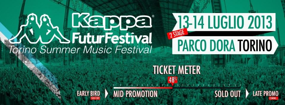 Torino Kappa Futur Festival 2013