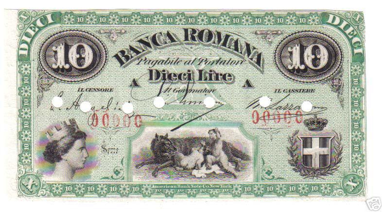 francesco_crispi crisi finanziaria Regno d'Italia e banca Romana 1900