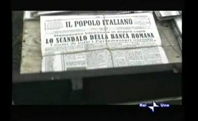 Banca Romana ed il terremoto finanziario: la storia si ripete