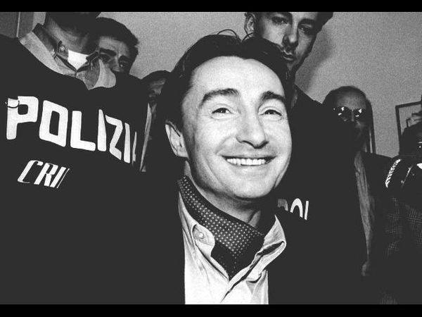 Felice Maniero faccia d'Angelo Torino