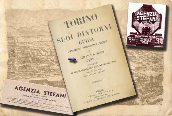 morte Stefani Torino prima agenzia stmpa