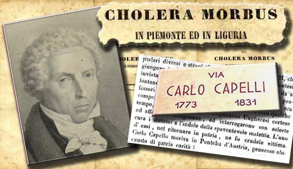 via Carlo cappelli errore toponomastica Torino
