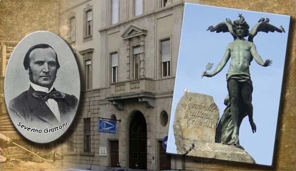 via Severino Grattoni entrata Questura Torino