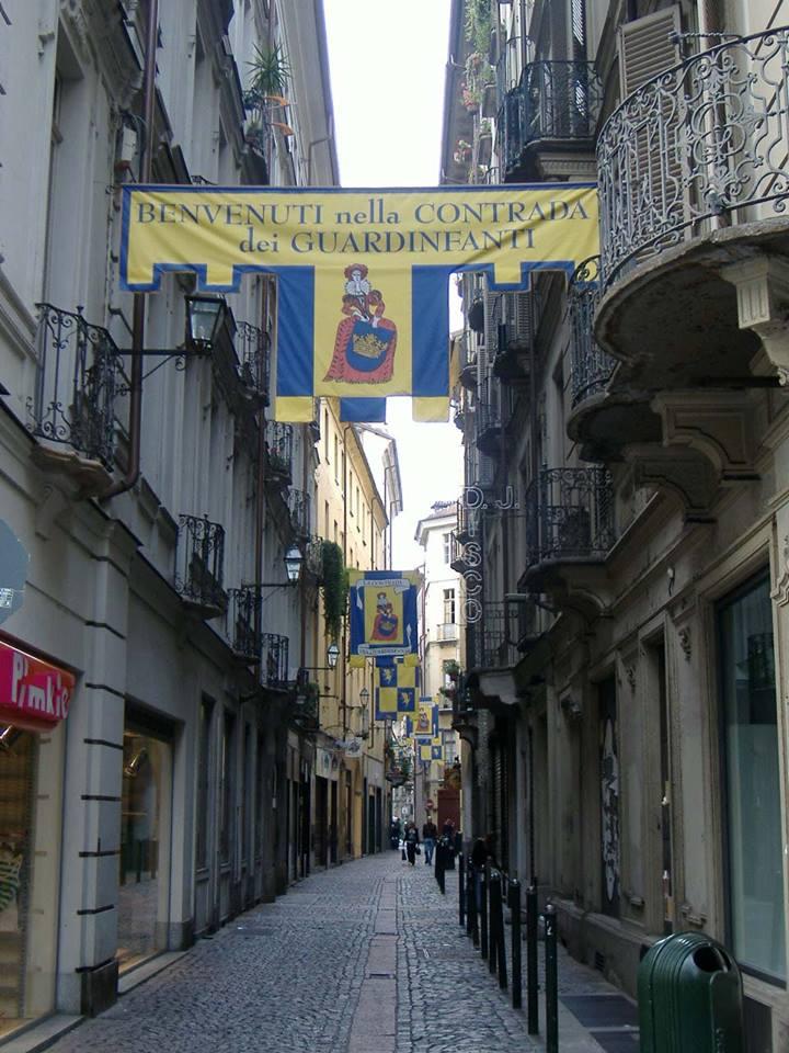 Contrade, a Torino ce ne sono per tutti i gusti