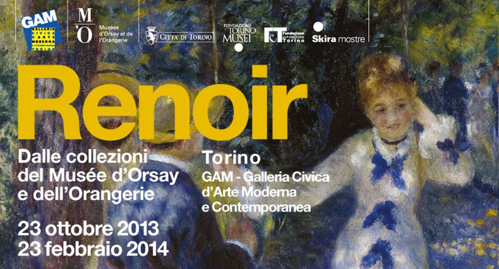 Renoir alla Gam: da domani tutti in coda!
